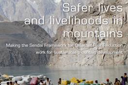 Safer lives and livelihoods in mountains