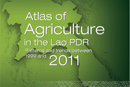Atlas of Agriculture in the Lao PDR
